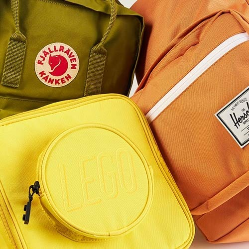 Backpacks & Accessories