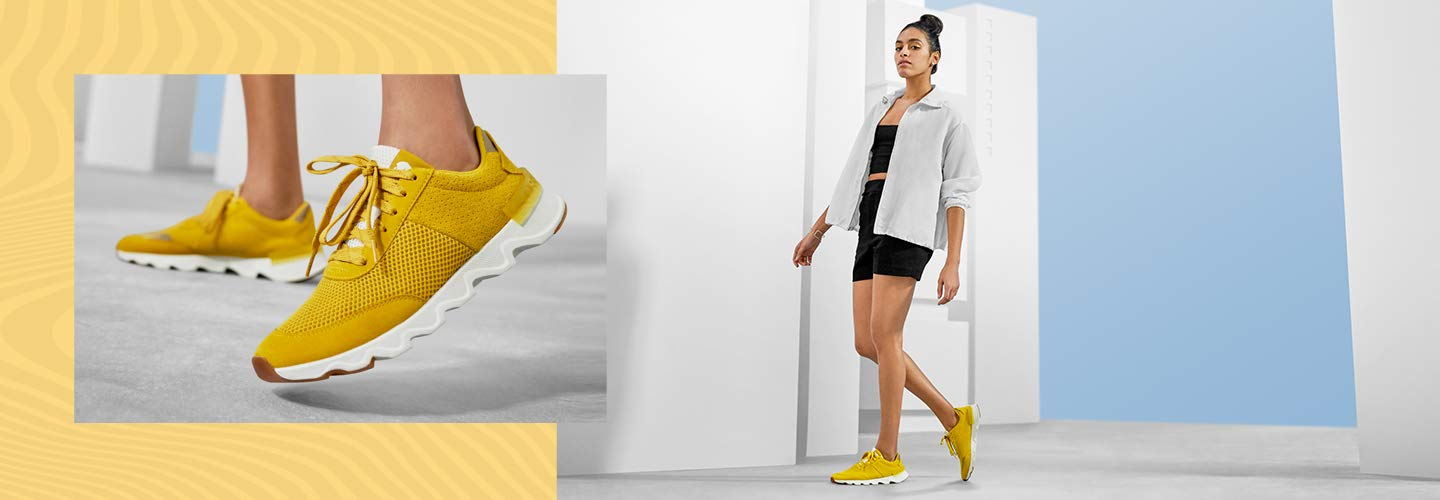 Image link to shop the Sorel Collection