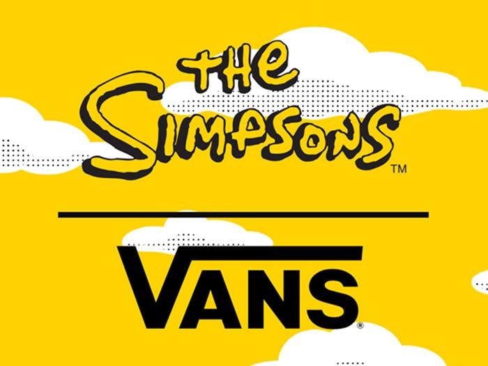 Vans Simpsons