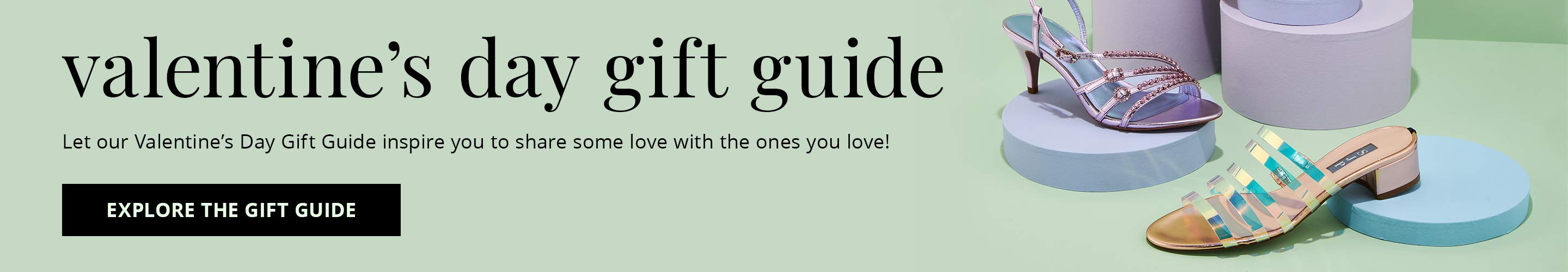 Valentine's Day Gift Guide. from you, with love. Let our Valentine's Day Gift Guide inspire you to share some love with the ones you love. Explore the gift guide.