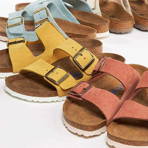 Iconic for Spring: Birkenstock Sandals