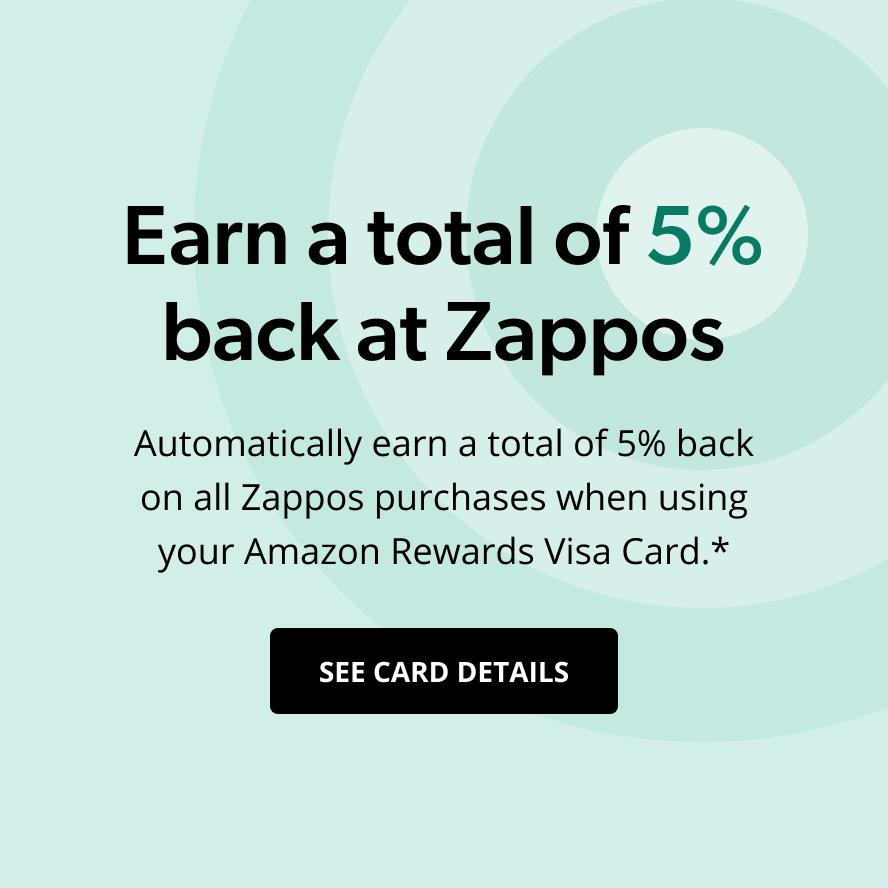 Amazon Rewards Visa Card Zappos Com