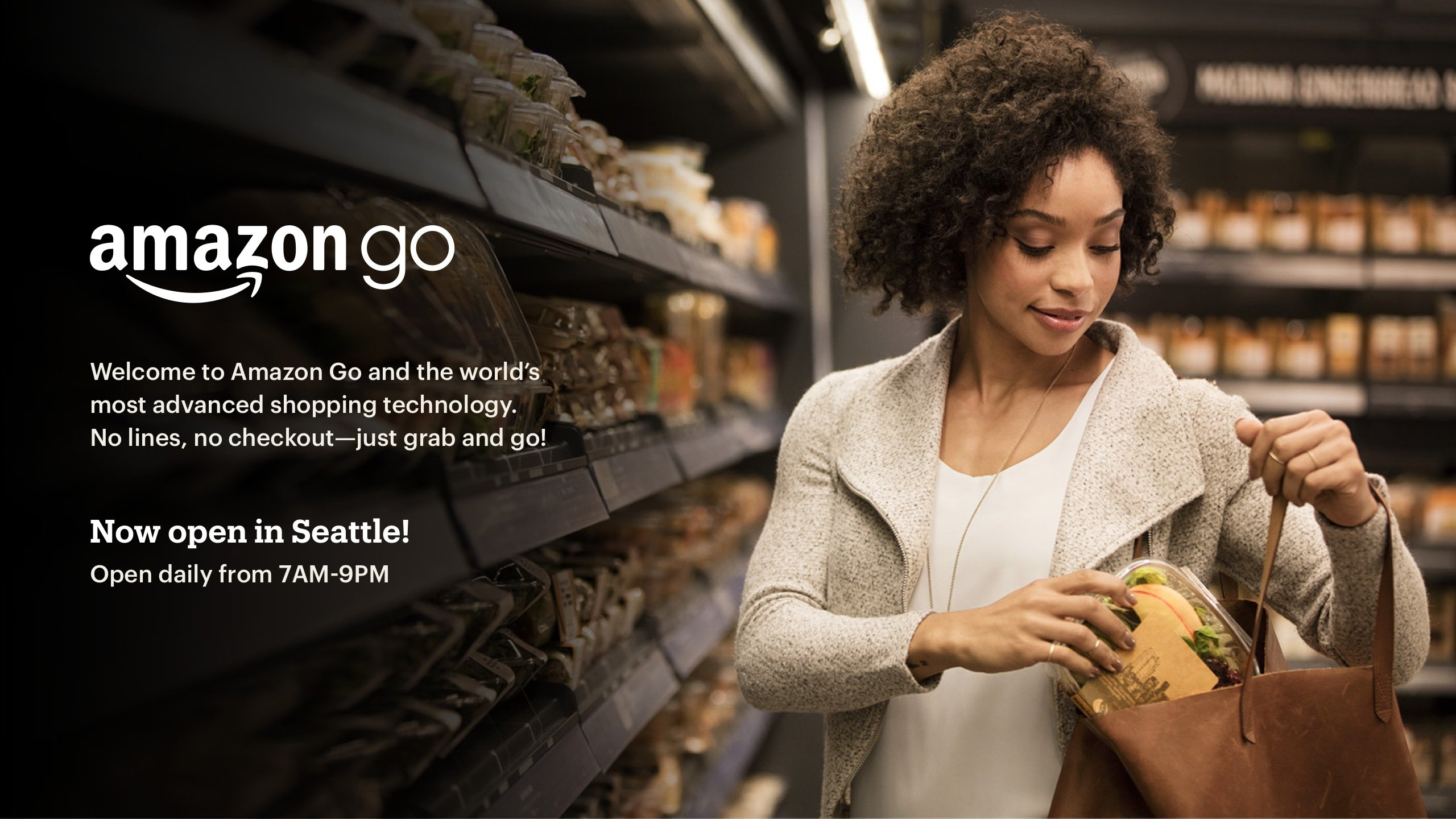 Amazon Go Video