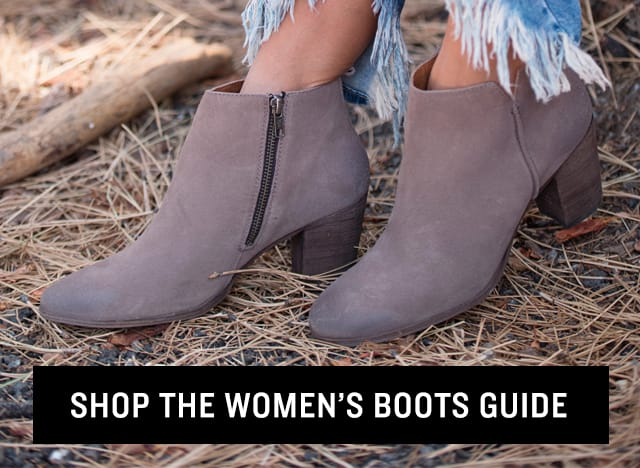 Women's Boots Guide