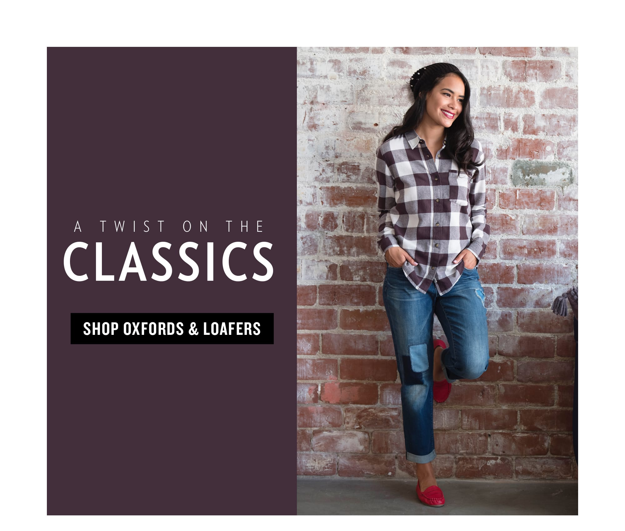 Comfort Oxfords & Loafers