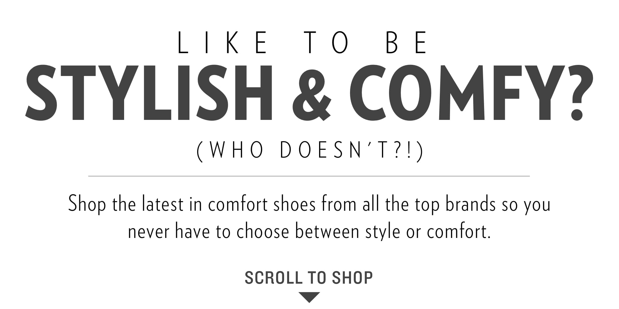 The Comfort Shop