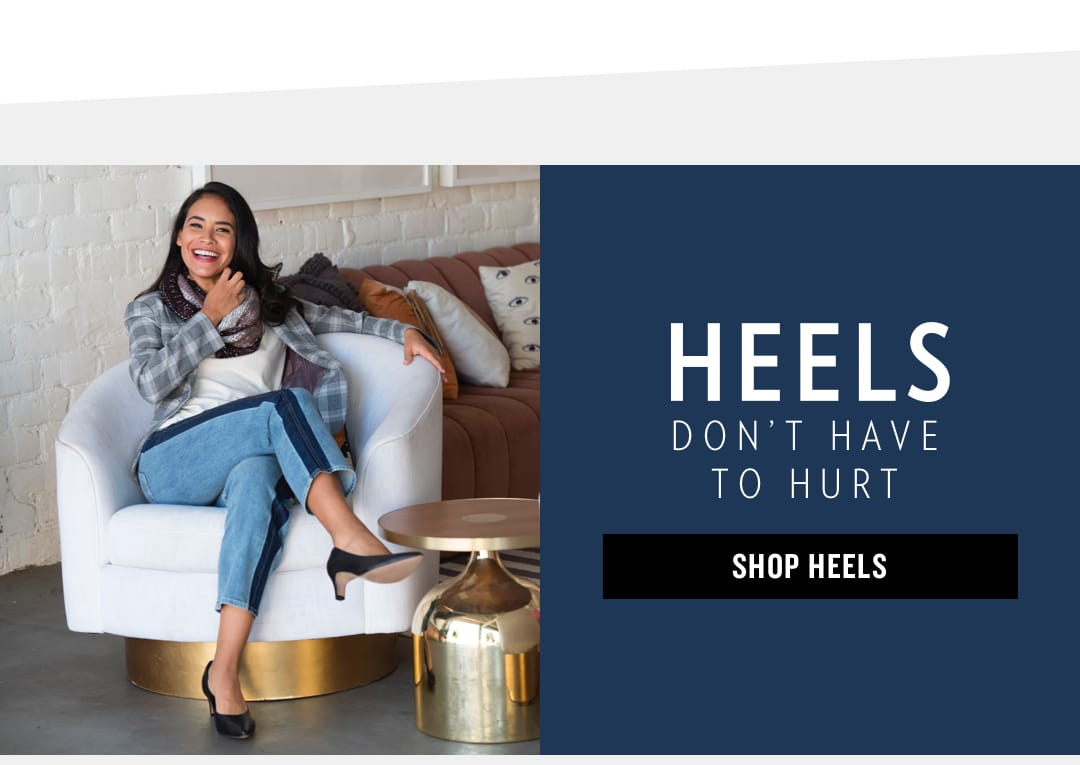 Comfort Heels