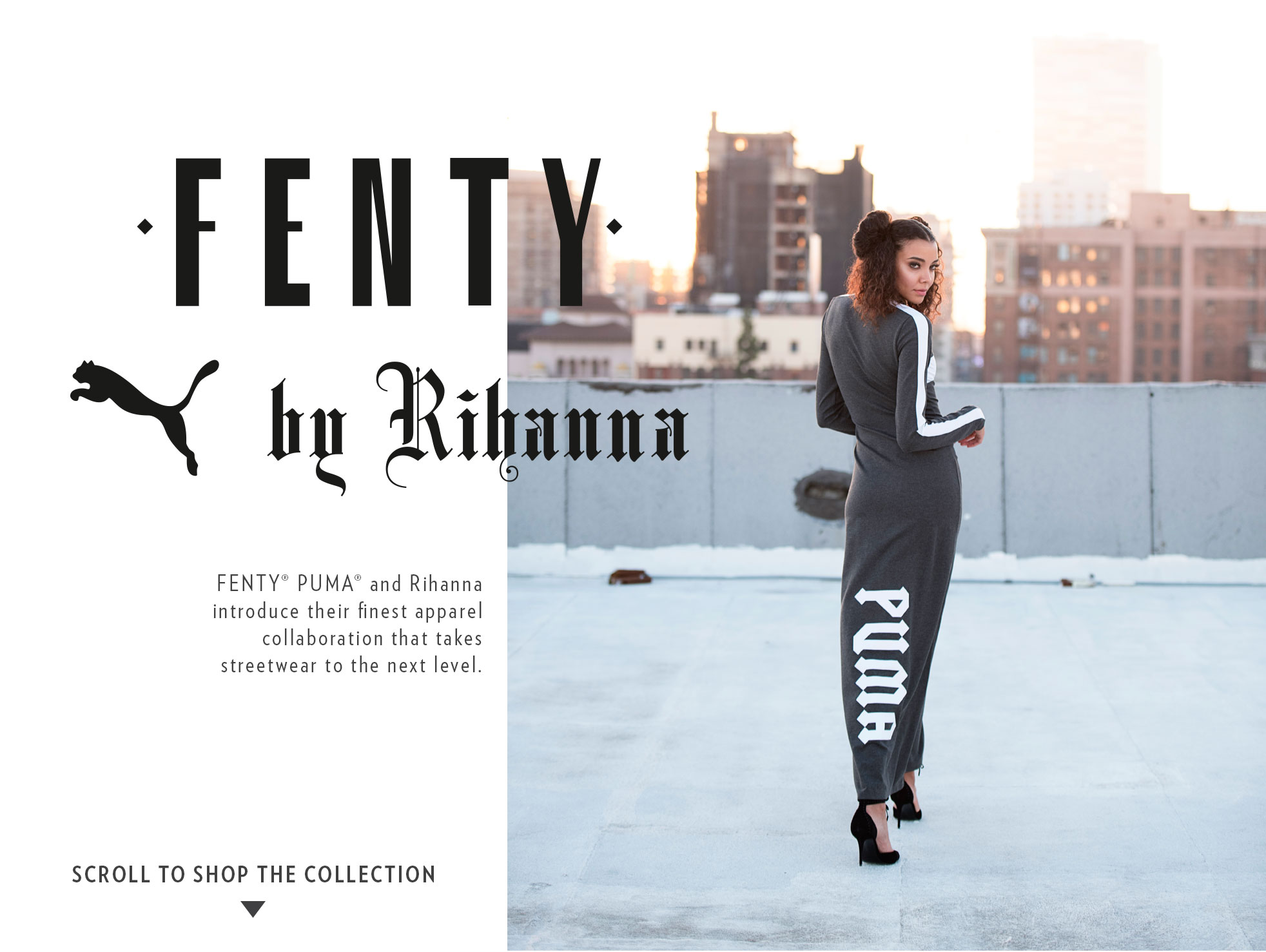 Fenty Puma by Rihanna Apparel Collection