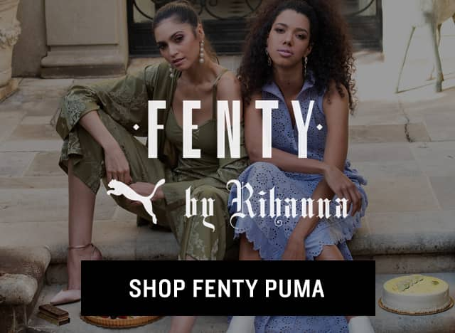 Shop Fenty Puma by Rihanna Apparel Collection