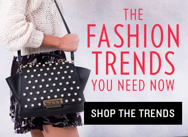 Shop Fashion Trends You Need Now