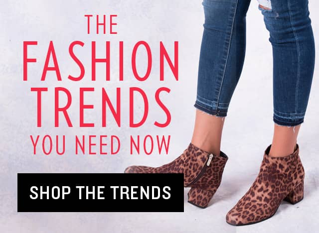 Shop The Fashion Trends You Need Now