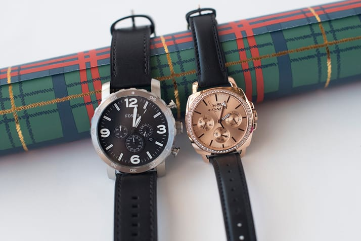 Shop Women's and Men's Fashion Watches