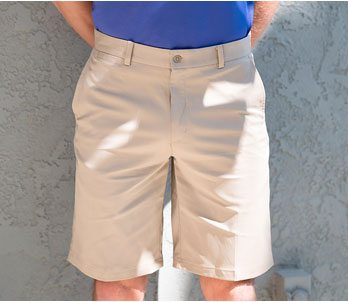 Khaki Men's Shorts