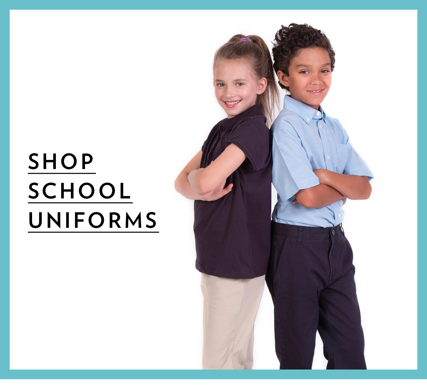 Kids' School Uniforms