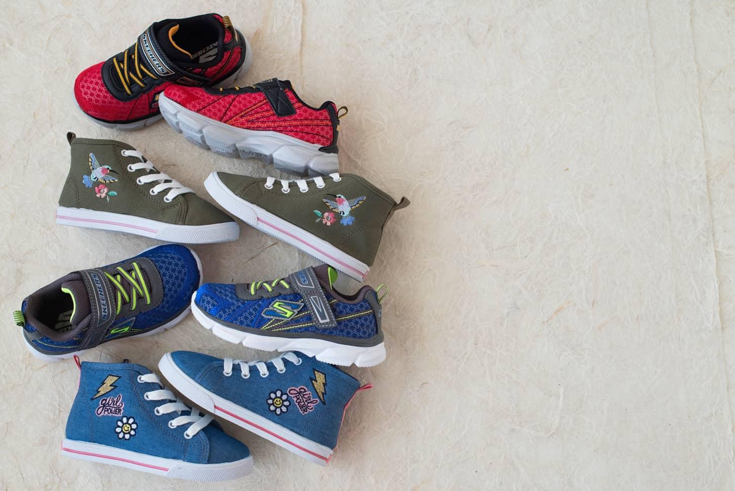 Shop Kids' Fall Sneakers