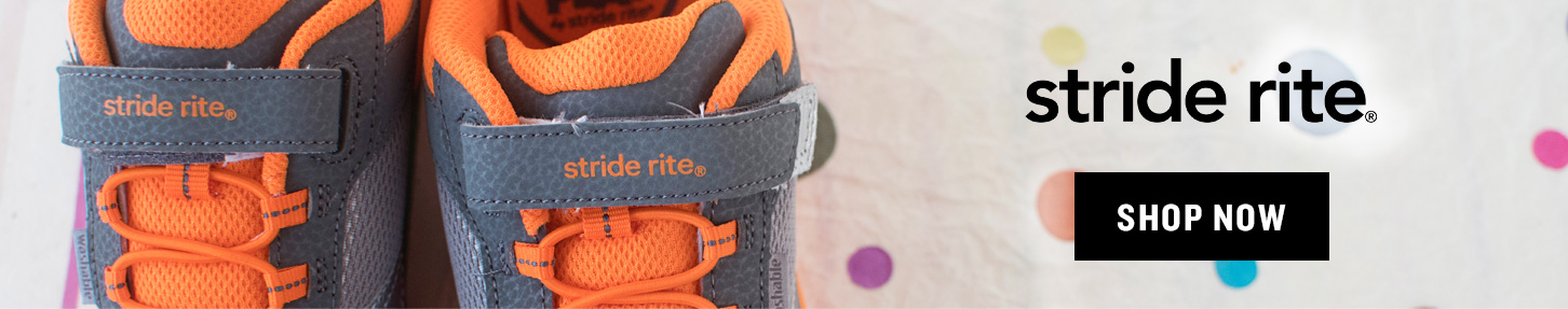 Stride Rite Kids' Shoes