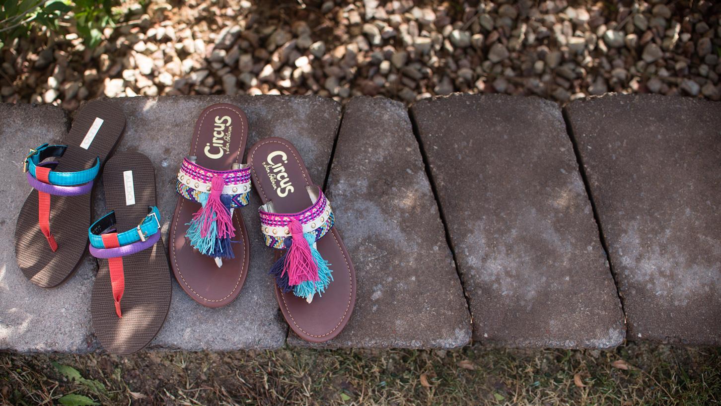 Colorful Circus by Sam Edelman Fashion Sandals