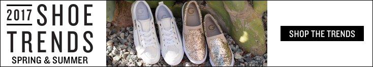 2017 Shoe Trends