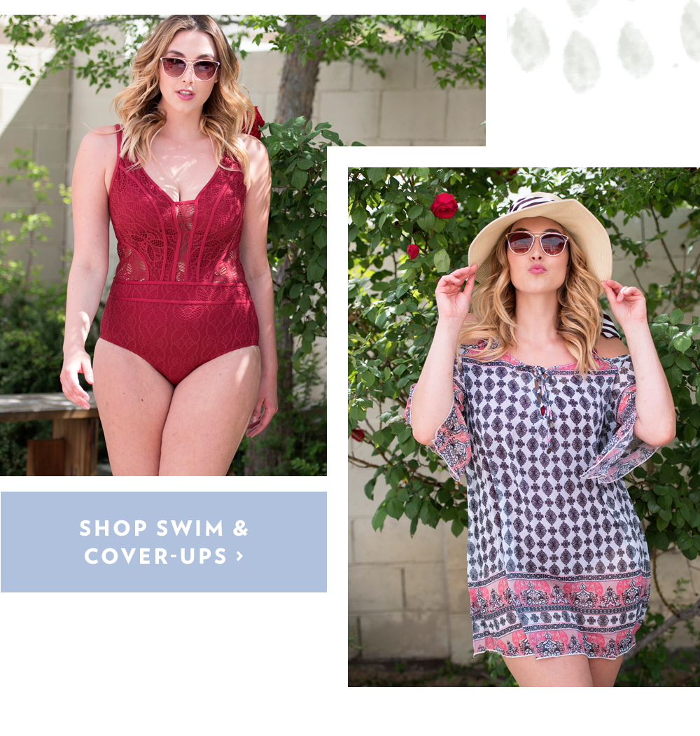SHOP SWIM & COVER-UPS