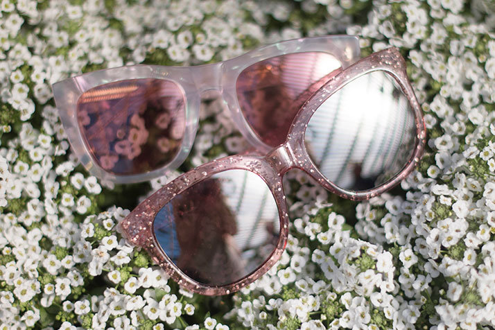 Sparkly Fashion Sunglasses