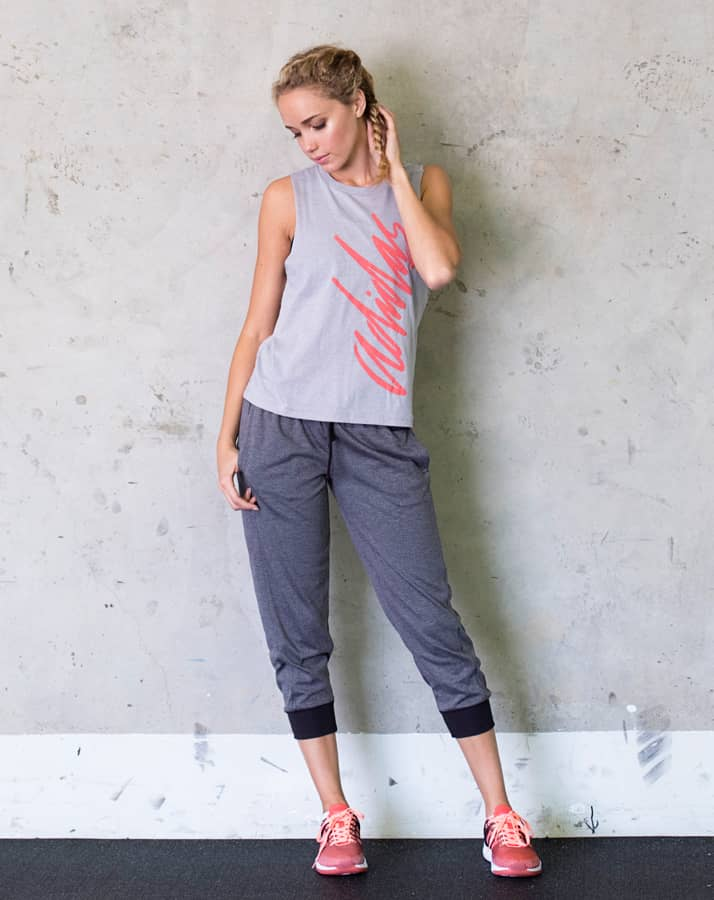 Adidas Athleisure Outfit