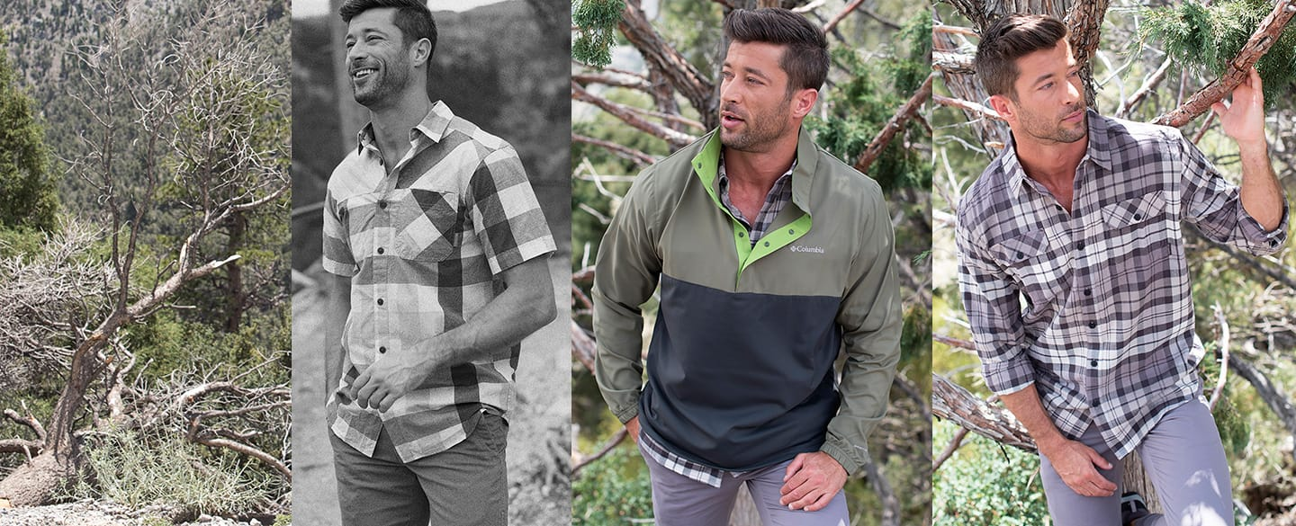 Shop Men's Outdoor Styles