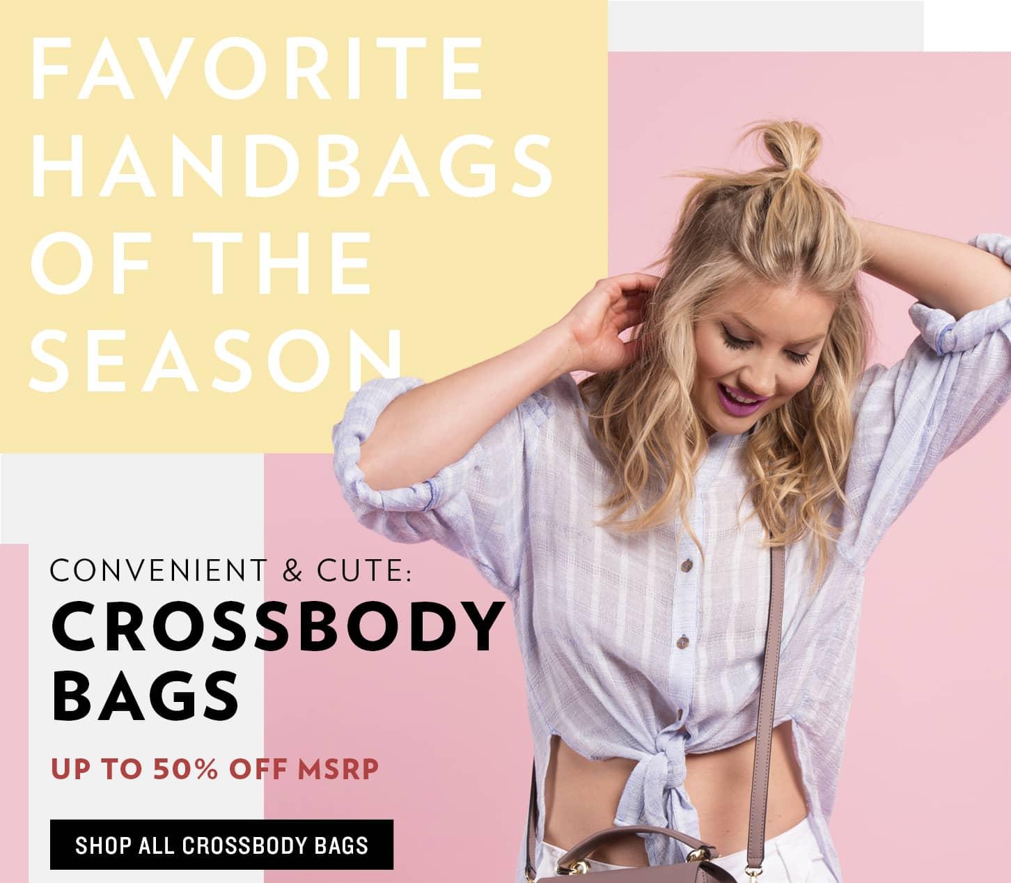 Shop All Crossbody Bags