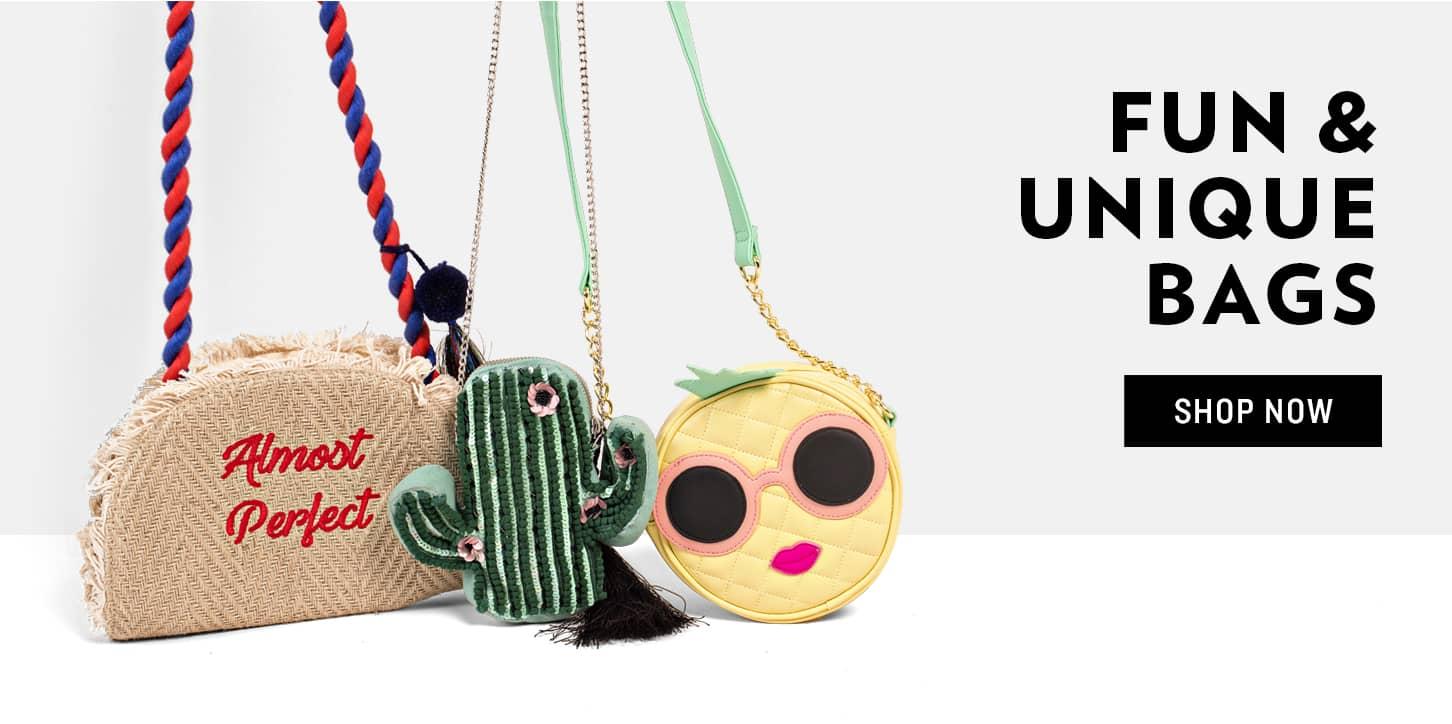 Shop Fun & Unique Bags