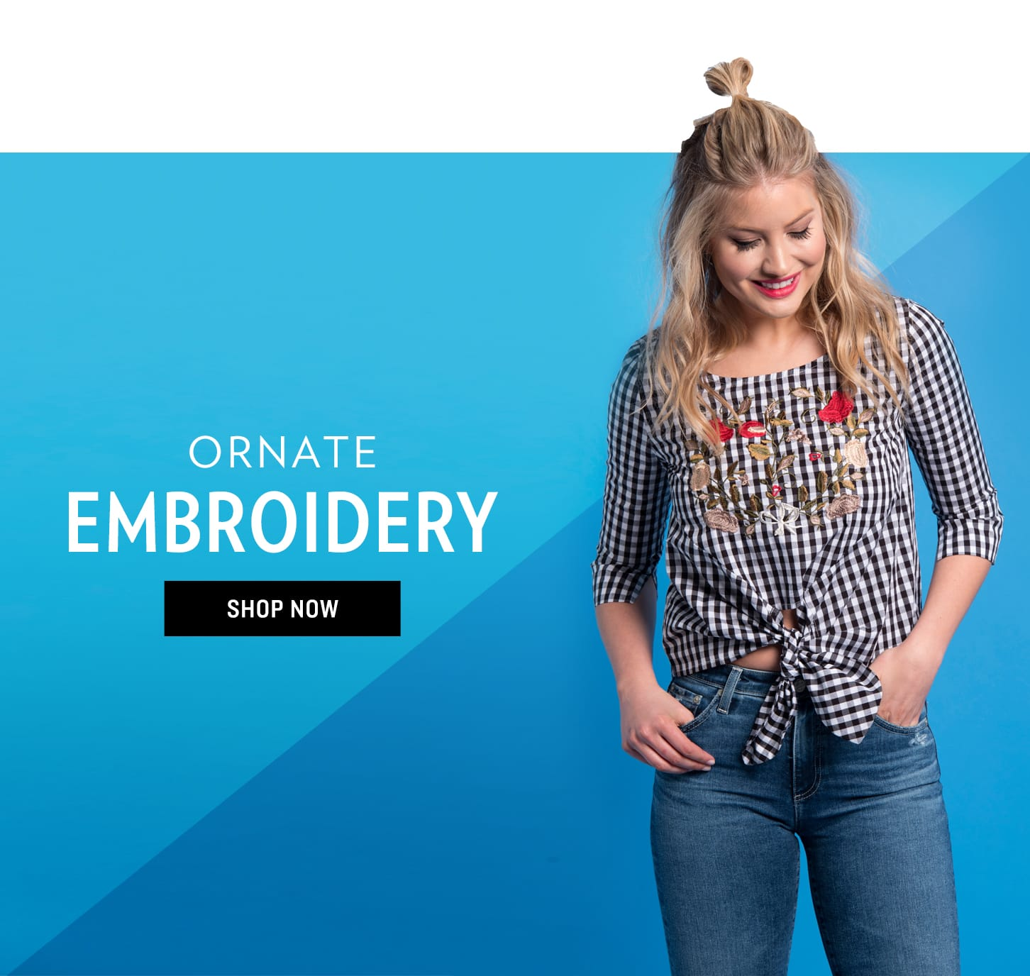 Shop Embroidery Trend