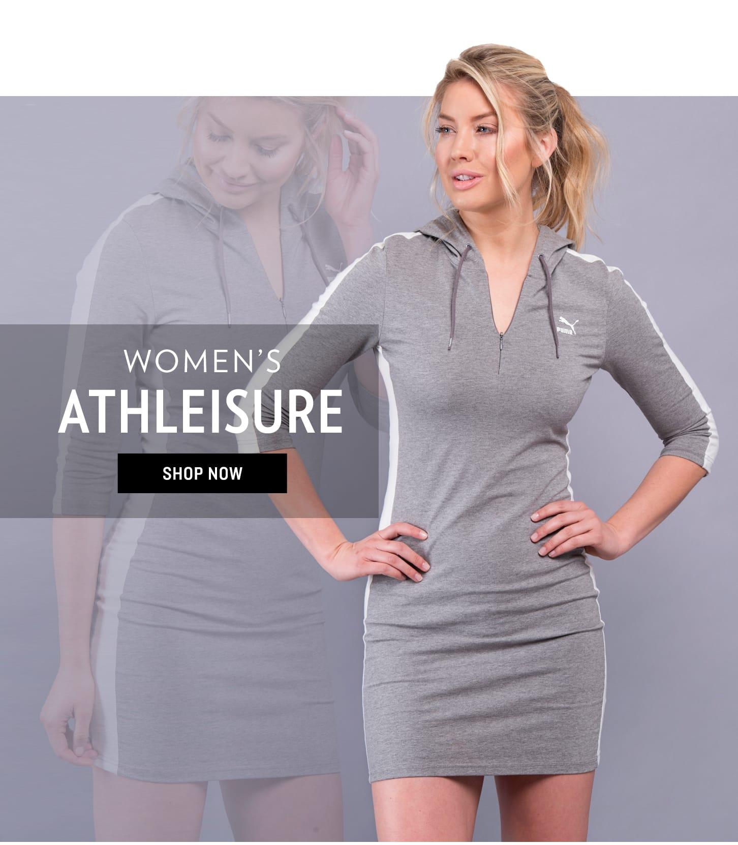 Shop Women's Athleisure