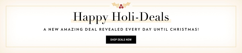 Happy Holi-Deals