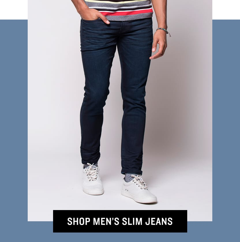Shop Men's Slim Jeans