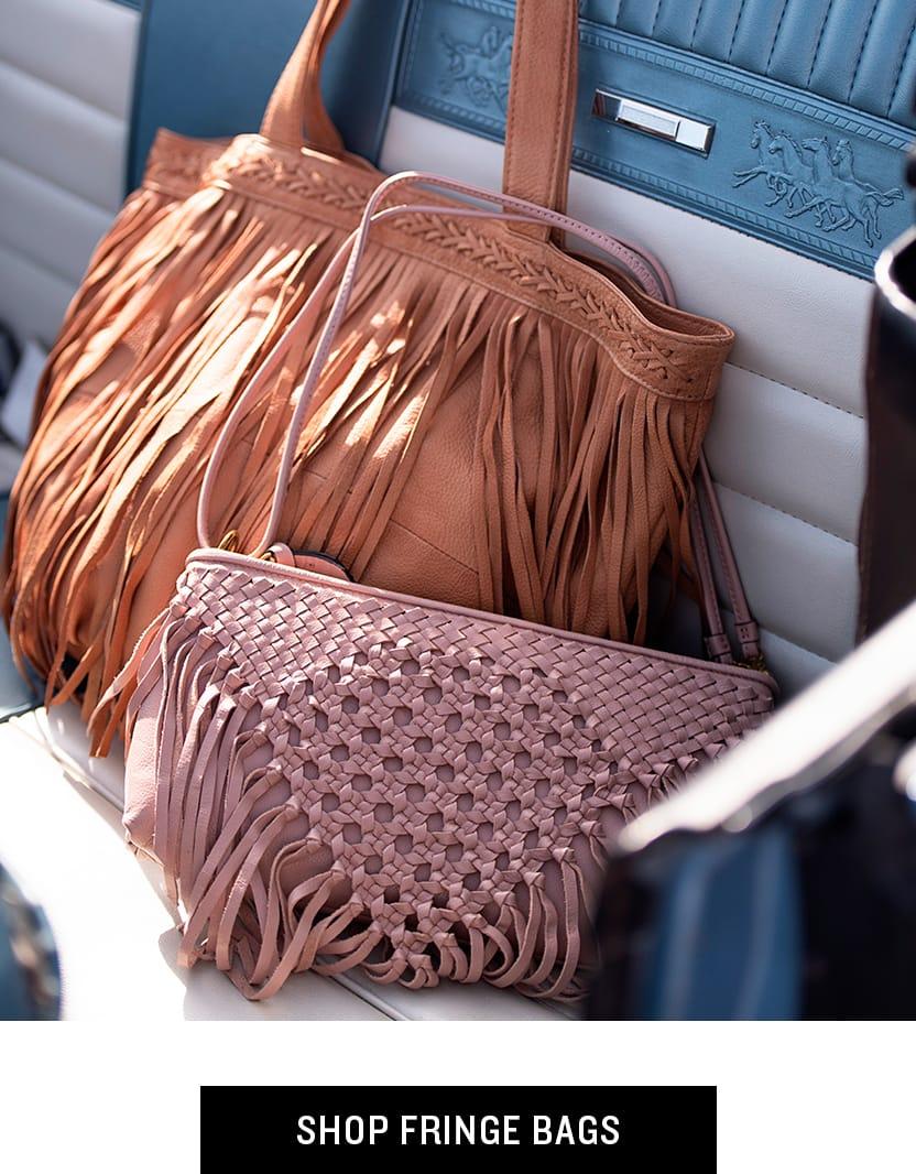 Shop Fringe Bags