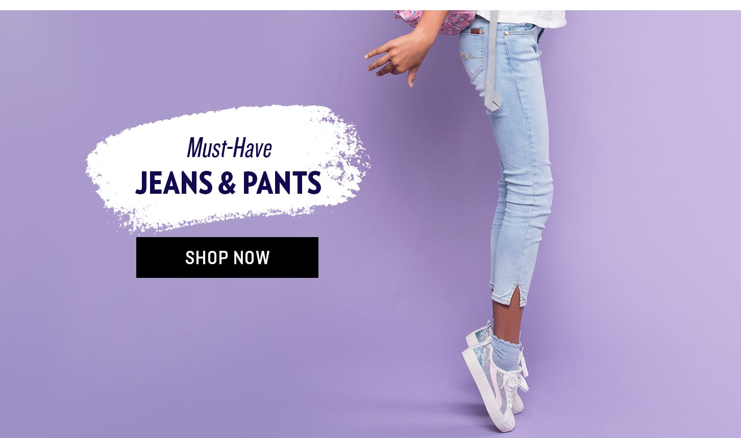 Shop Girls' Jeans and Pants