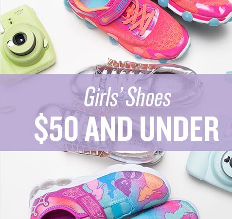 Shop Girls' Shoes