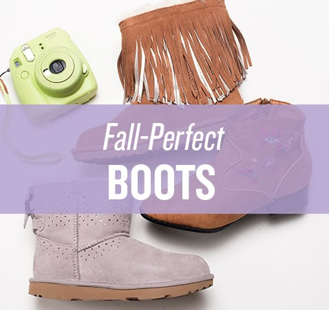 Shop Girls' Boots
