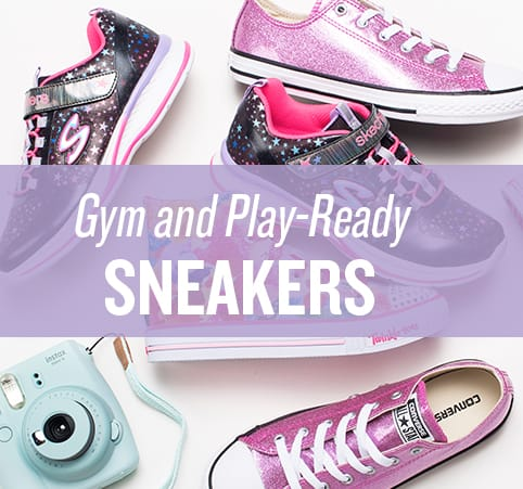 Shop Girls' Sneakers