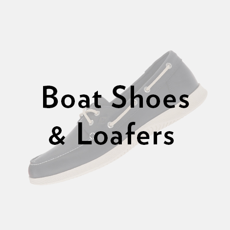 Shop Men's Boat Shoes & Loafers