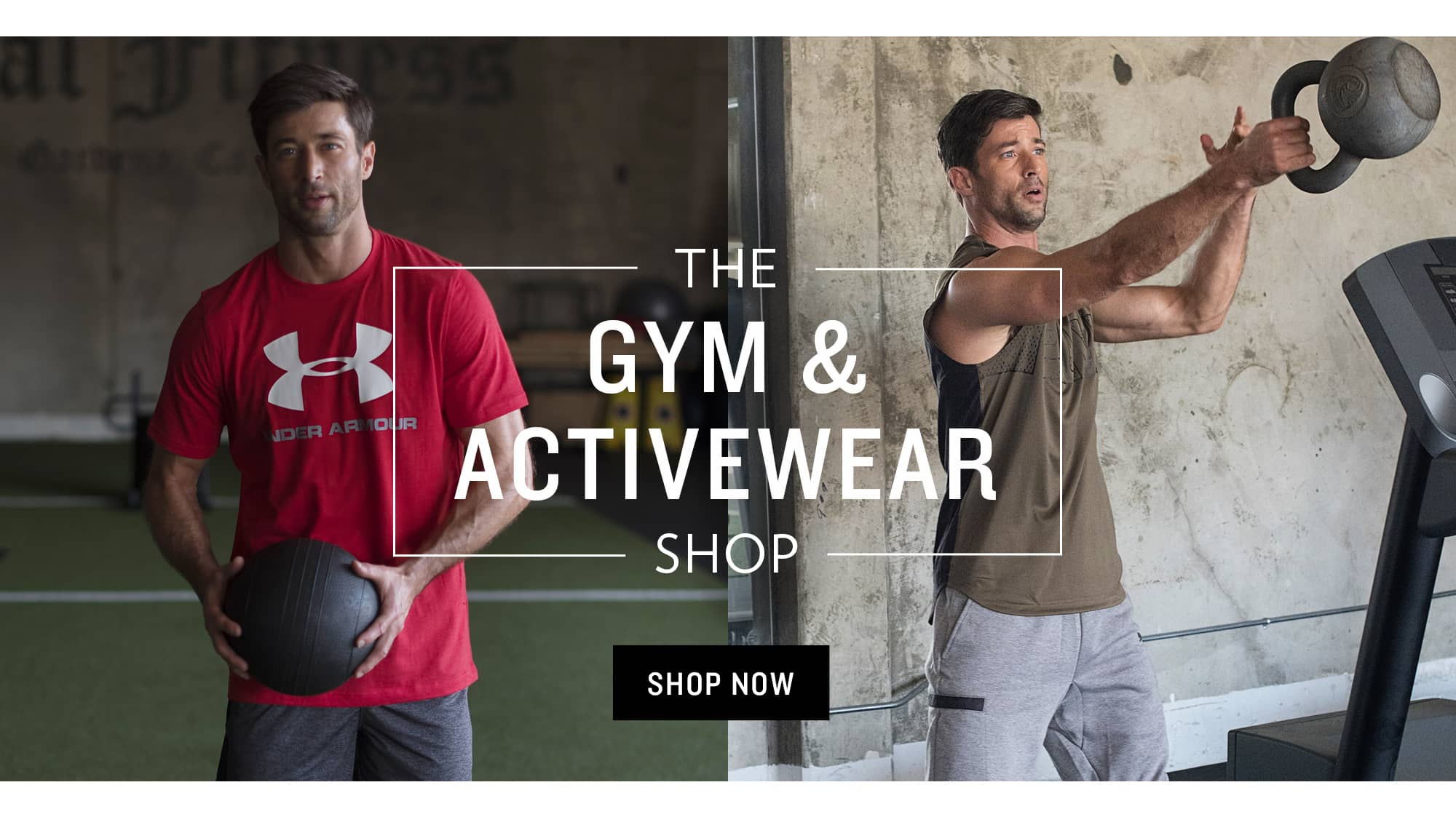 Shop Gym & Activewear