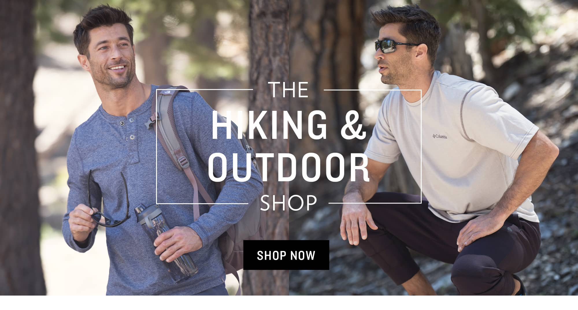 Shop Hiking & Outdoor