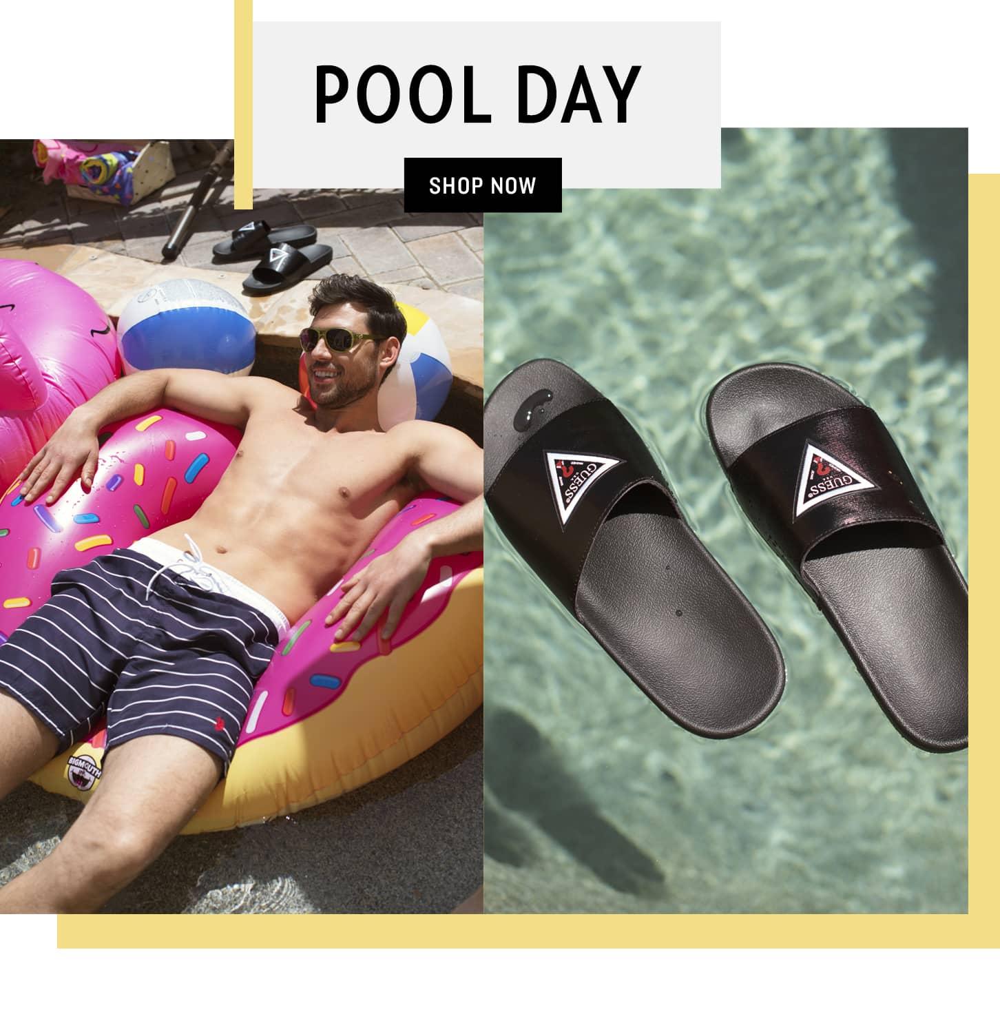 Shop Men's Pool Styles