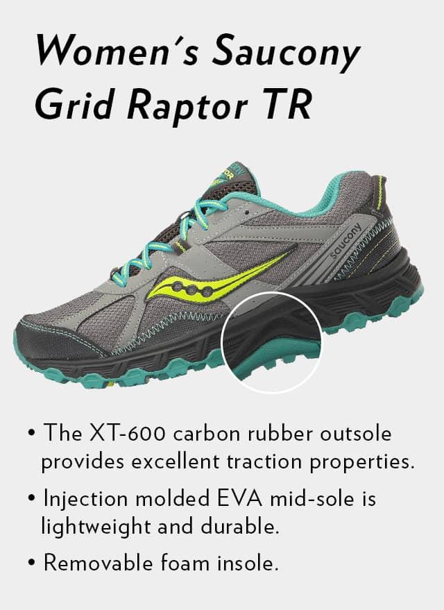 Shop Women's Saucony Grid Raptor TR