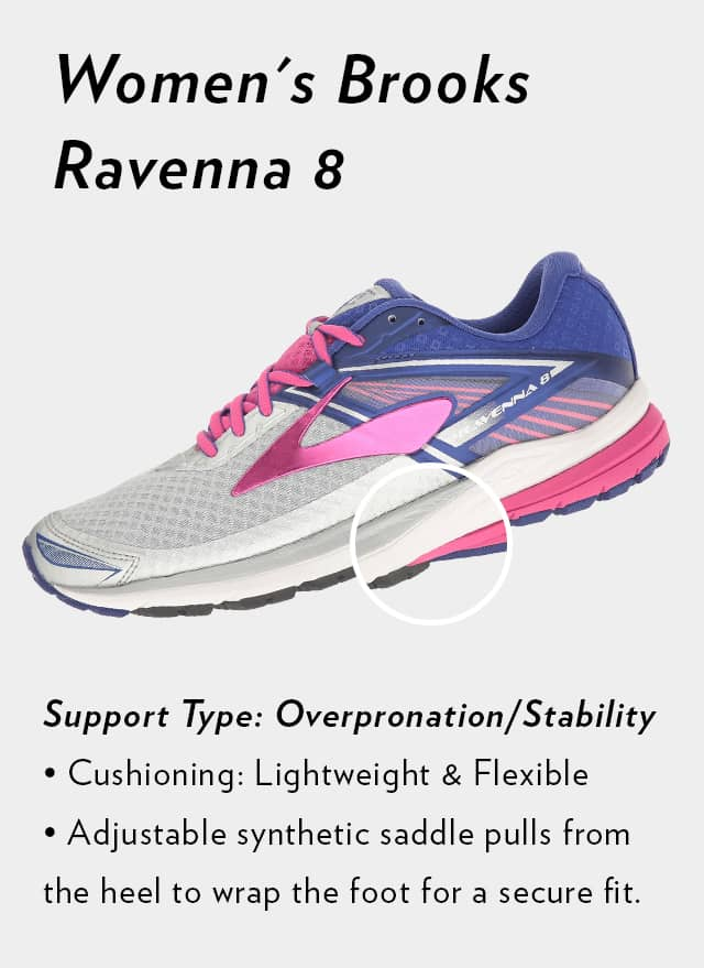 Women's Brooks Ravenna 8