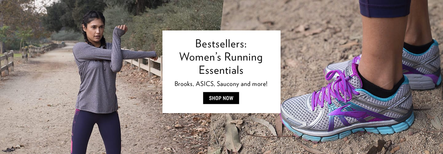 Shop Women's Running Essentials