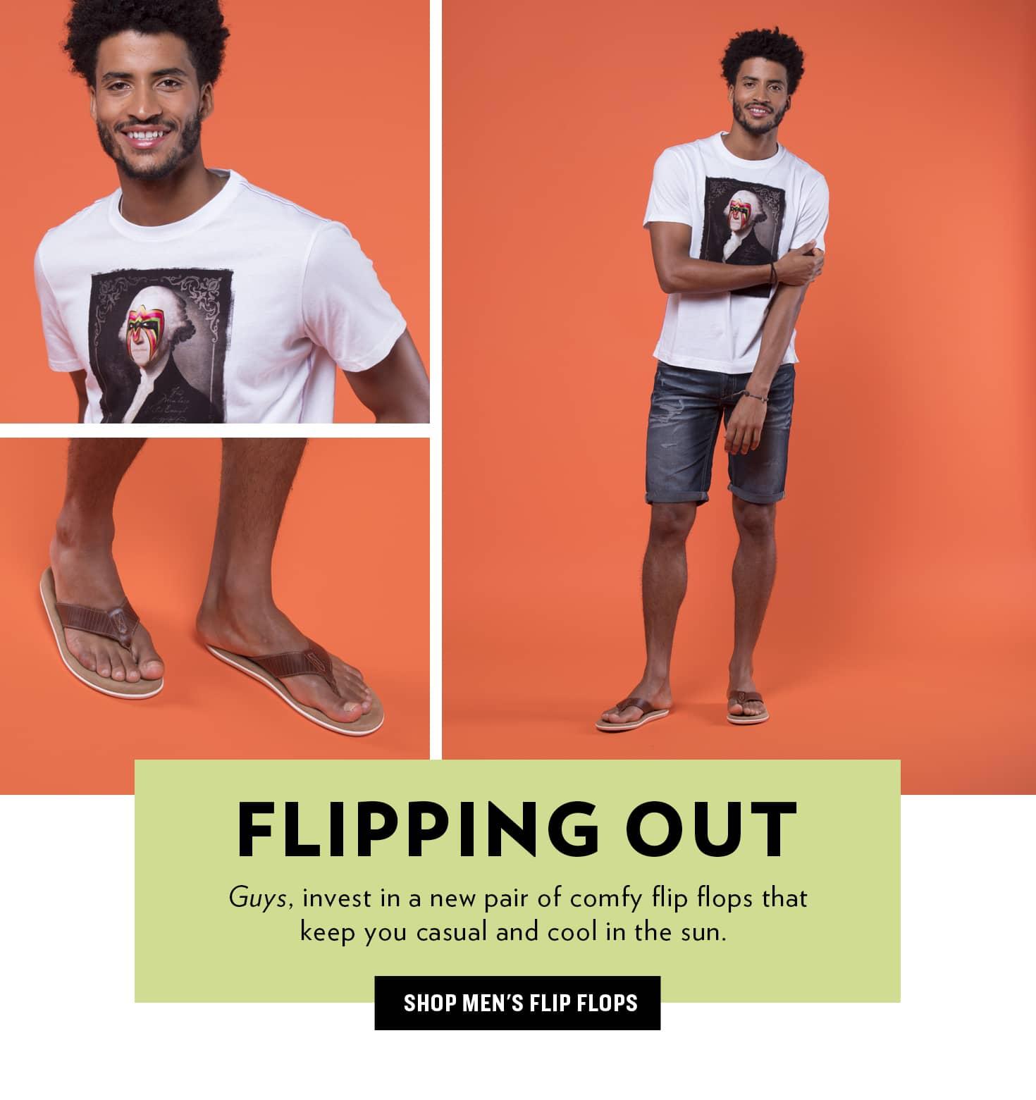 Shop Men's Flip Flips