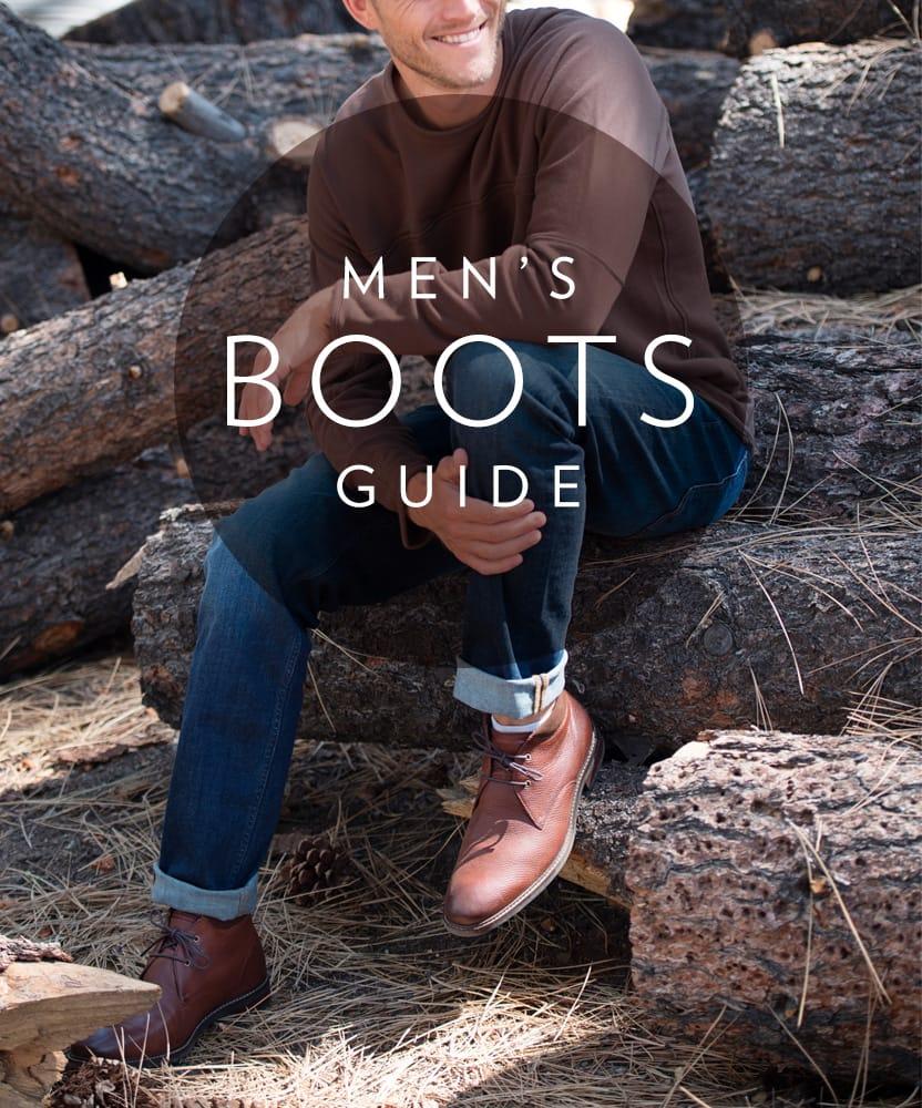 Men's Boots Guide
