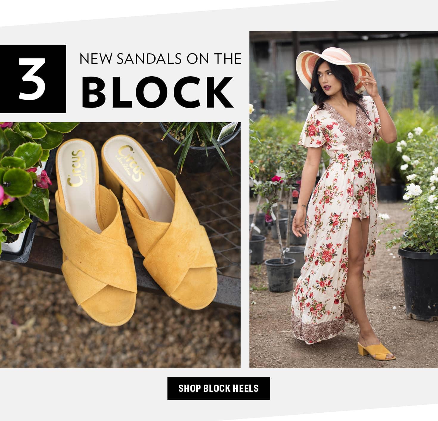 Shop Block Heels