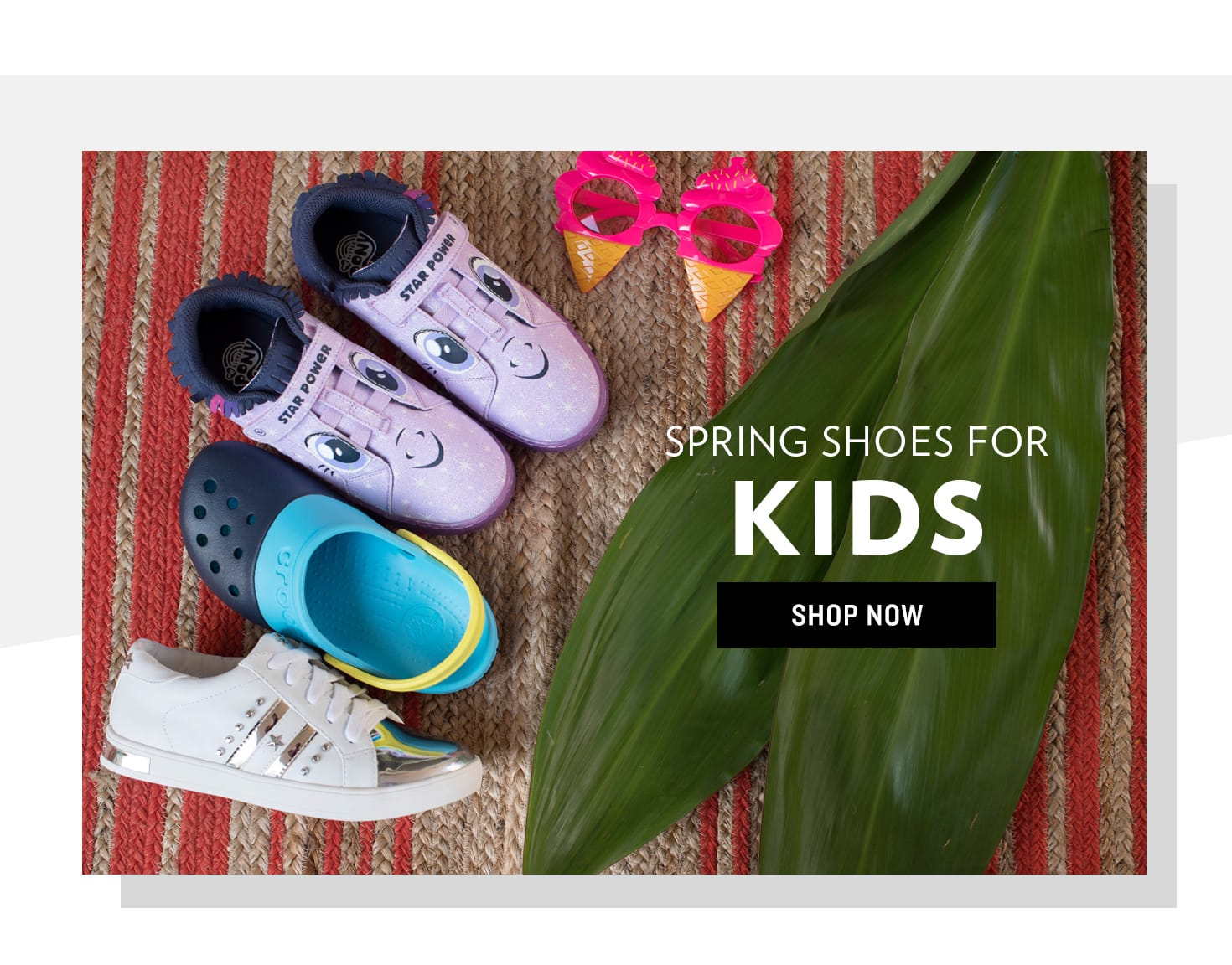 Shop Spring Shoes for Kids