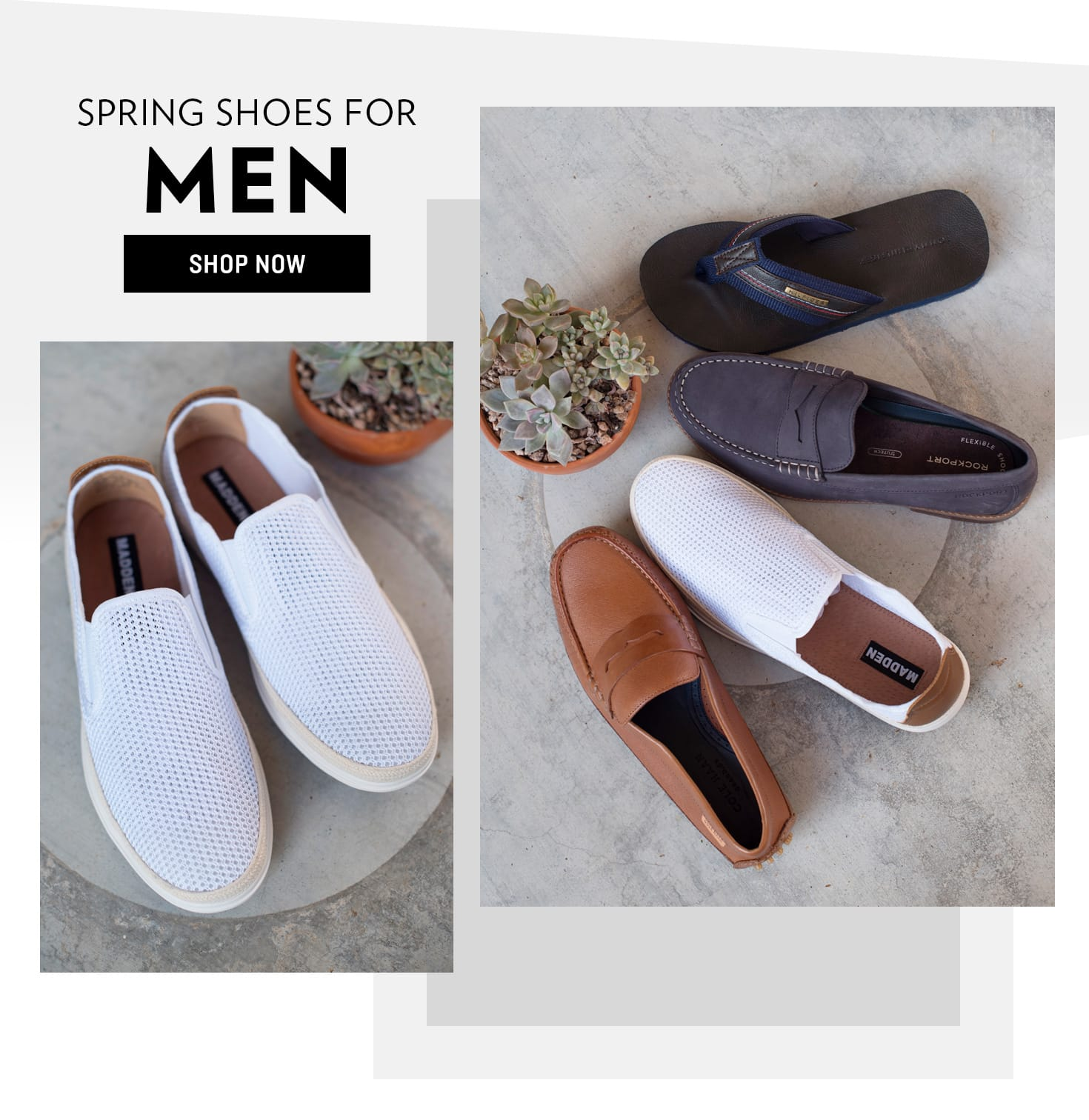 Shop Spring Shoes for Men