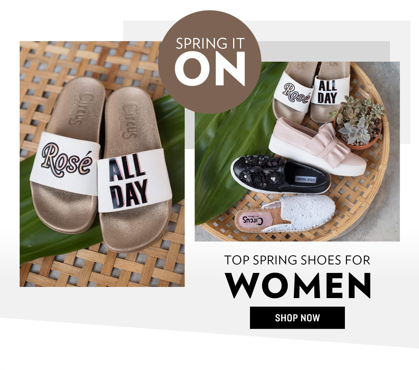 Shop Spring Shoes for Women